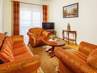 "The ""Royal"" suite"